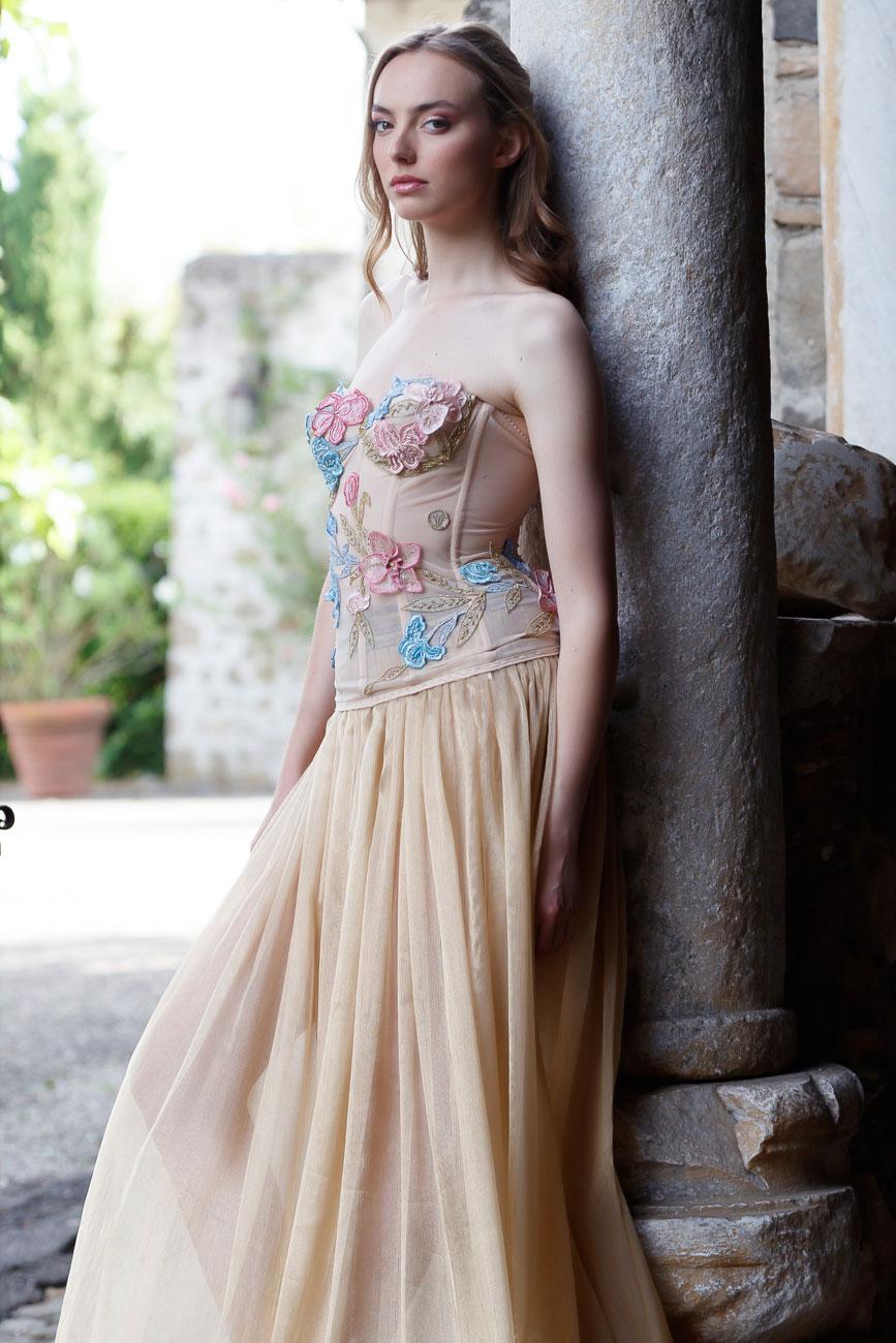 corset - victoria torlonia